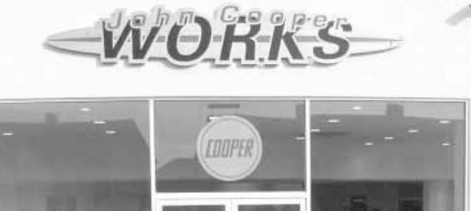 John Cooper WORKS brochure