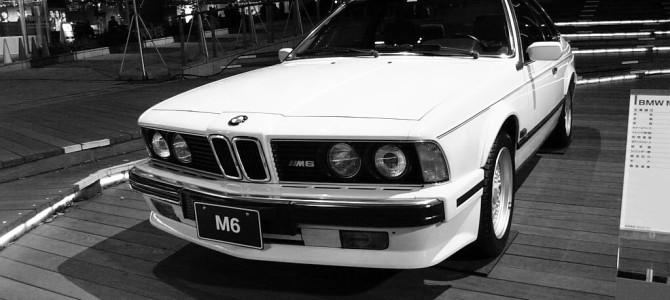 六本木ヒルズの BMW M の展示に行ってみた