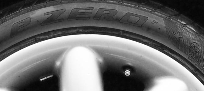 ミニクーパーSのタイヤを交換しました