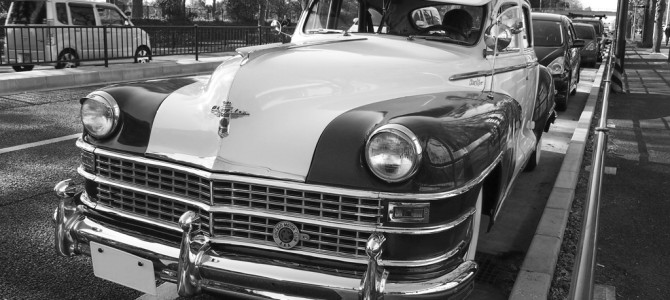 1948 Chrysler を見ました