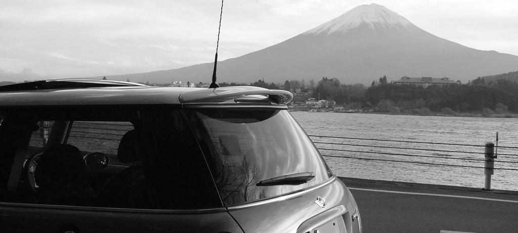 箱根と富士五湖に行ってみた