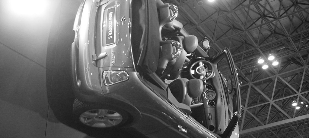 東京モーターショー 2005 に行ってみた