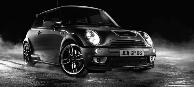 MINI COOPER S with JCW GP KIT Official images